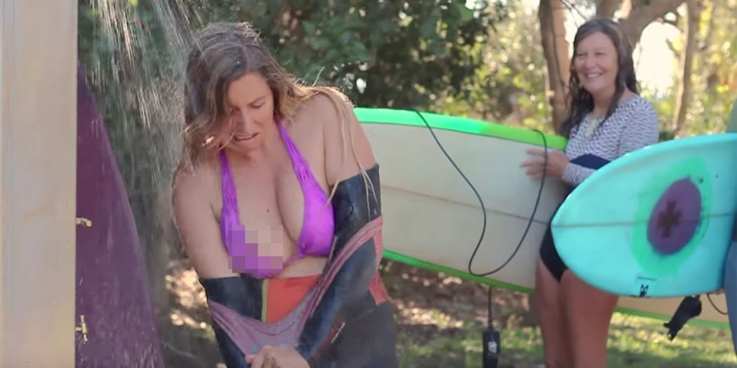 """Pear Shaped"" – The Reality of Women's Surfing"
