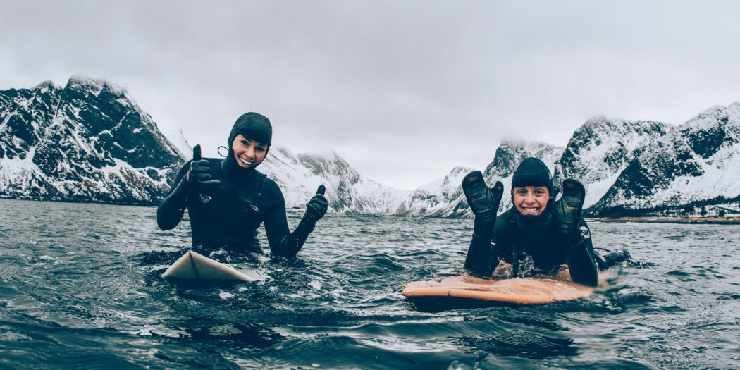Autumn Accessories for the Surf