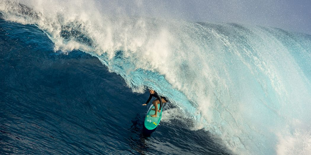 Surviving Hold-Downs (From World's Best Big Wave Surfers)