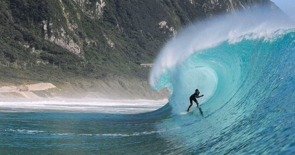 Surf These Super Banks In Japan