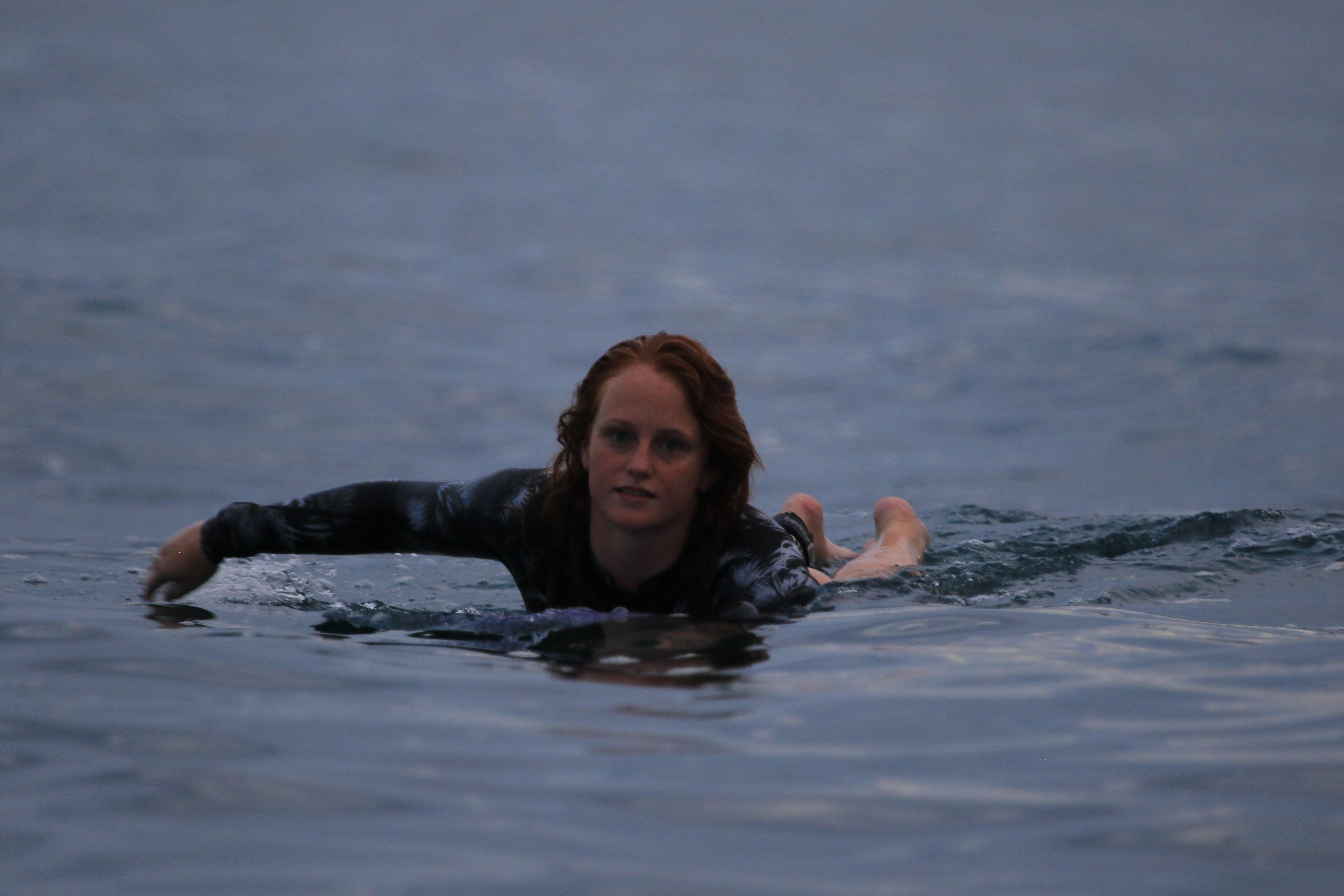 Grace Doyle. The lady herself. Billabong Team Rider. Female Pro Surfer.