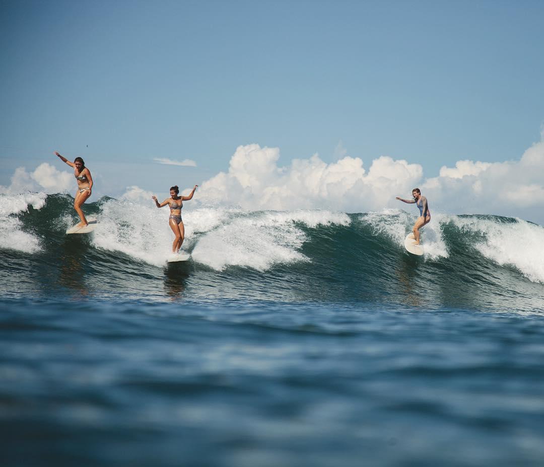 _lucrecia_ Surf Shots of The week. Surf sista