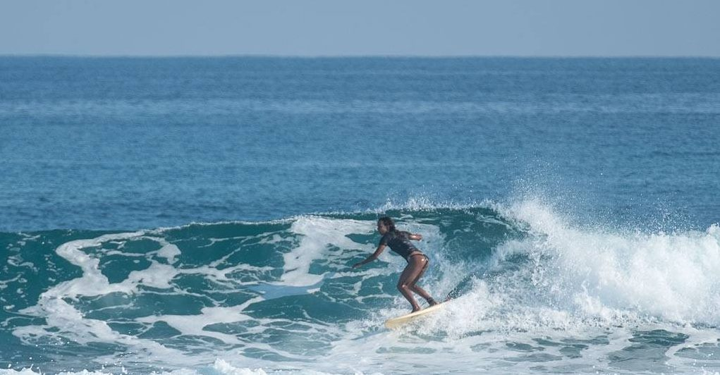 @pamdiazz Surfing Shots Of The Week