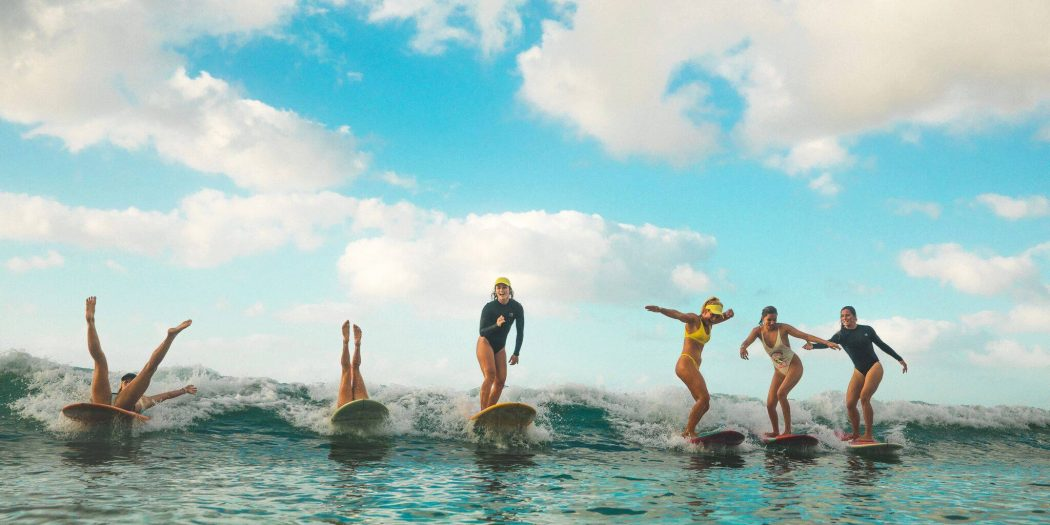 "Billabong introduces ""NEW WAVE"" surfwear collection"