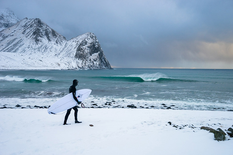 Battery Heated Wetsuit Warmer Ultimate Christmas Presents For Surfer Girls
