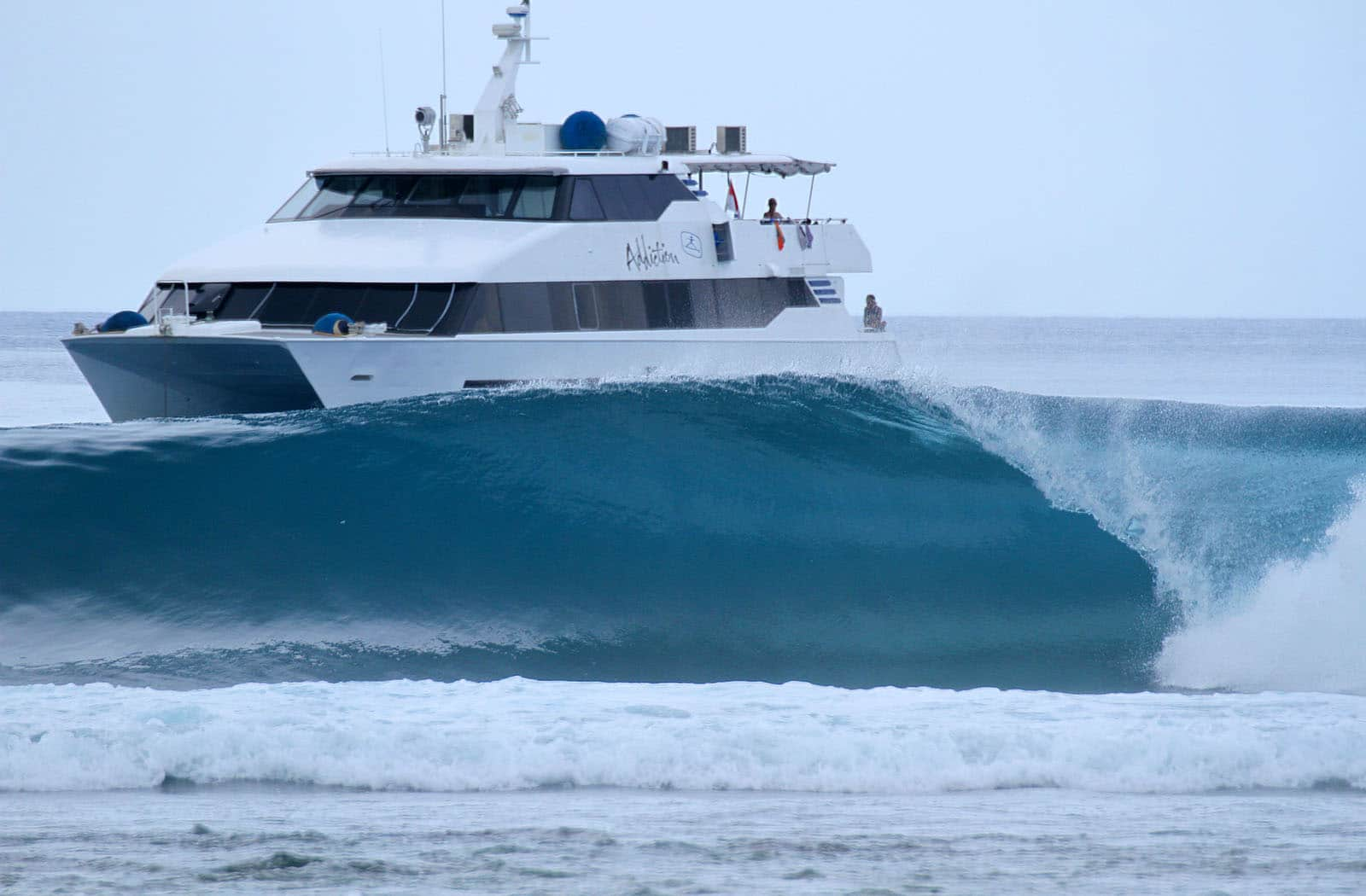 Charter a luxury yacht for a surf trip in the Mentawai Islands , Indonesia Ultimate Christmas Presents For Surfer Girls